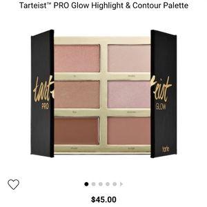 TARTE Pro Glow highlight/contour NWOT